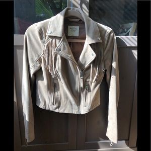 Gorgeous light beige spring jacket size small💕🌷✨